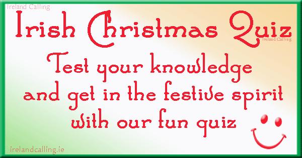 Irish christmas Jokes