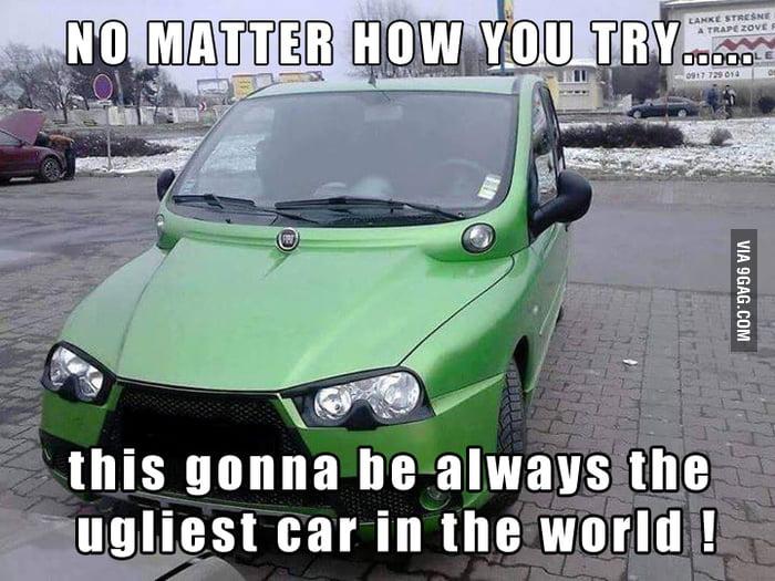 Fiat Multipla Jokes