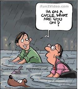 Funny Rainy Day Jokes
