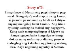 Tagalog story Jokes