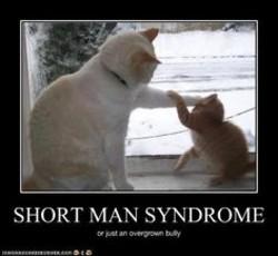 Small man syndrome jokes