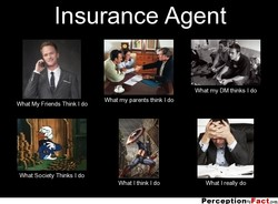 Insurance broker Jokes